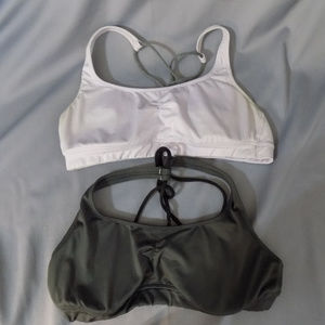 2-Aerie brand sports bras